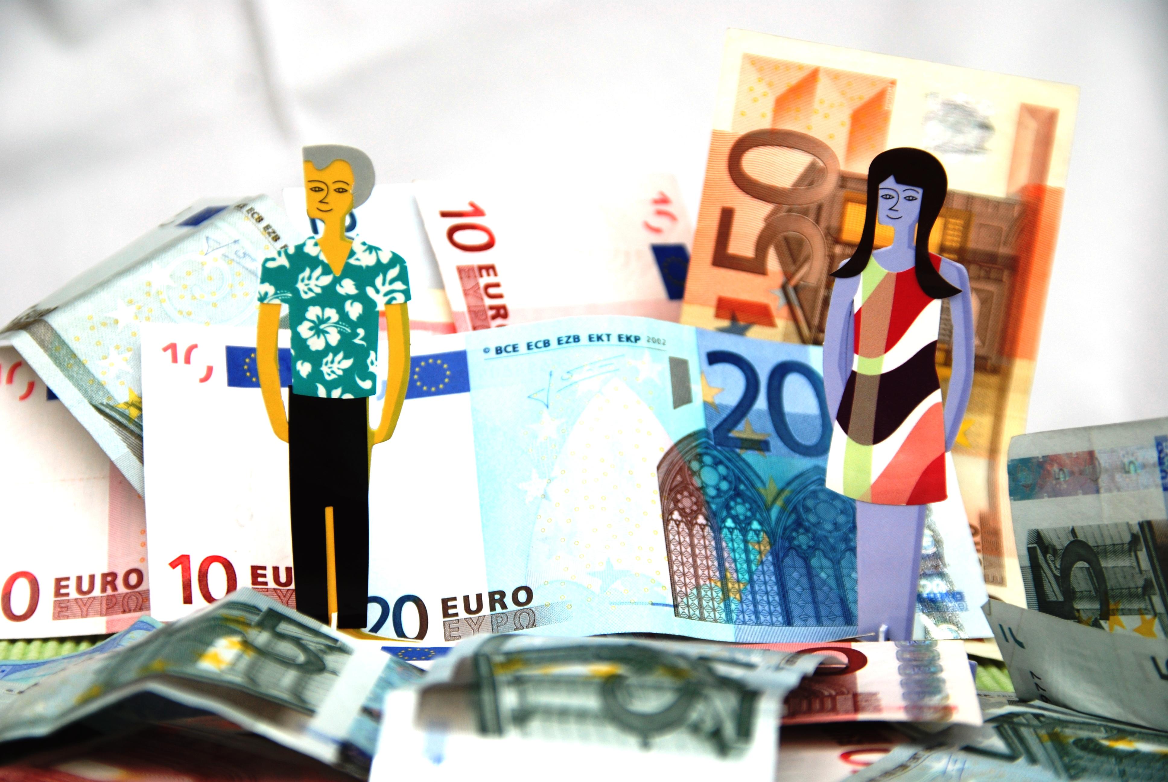 Investmentstrategie Frauen
