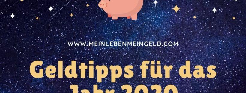 Geldtipps 2020